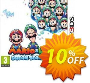 Mario and Luigi: Dream Team Bros. 3DS - Game Code 프로모션 코드 Mario and Luigi: Dream Team Bros. 3DS - Game Code Deal 프로모션: Mario and Luigi: Dream Team Bros. 3DS - Game Code Exclusive Easter Sale offer for iVoicesoft