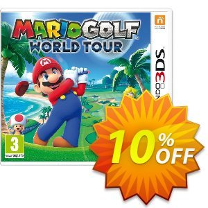 Mario Golf World Tour 3DS - Game Code 프로모션 코드 Mario Golf World Tour 3DS - Game Code Deal 프로모션: Mario Golf World Tour 3DS - Game Code Exclusive Easter Sale offer for iVoicesoft