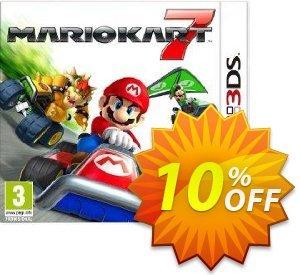 Mario Kart 7 3DS - Game Code discount coupon Mario Kart 7 3DS - Game Code Deal - Mario Kart 7 3DS - Game Code Exclusive Easter Sale offer for iVoicesoft