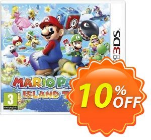 Mario Party: Island Tour 3DS - Game Code discount coupon Mario Party: Island Tour 3DS - Game Code Deal - Mario Party: Island Tour 3DS - Game Code Exclusive Easter Sale offer for iVoicesoft
