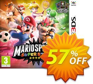 Mario Sports Superstars 3DS - Game Code discount coupon Mario Sports Superstars 3DS - Game Code Deal - Mario Sports Superstars 3DS - Game Code Exclusive Easter Sale offer for iVoicesoft
