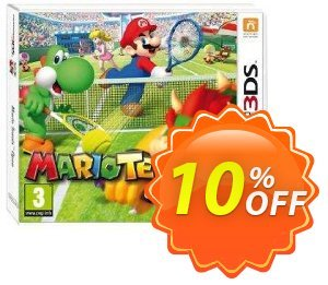 Mario Tennis Open 3DS - Game Code 프로모션 코드 Mario Tennis Open 3DS - Game Code Deal 프로모션: Mario Tennis Open 3DS - Game Code Exclusive Easter Sale offer for iVoicesoft