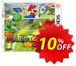Mario Tennis Open 3DS - Game Code discount coupon Mario Tennis Open 3DS - Game Code Deal - Mario Tennis Open 3DS - Game Code Exclusive Easter Sale offer for iVoicesoft