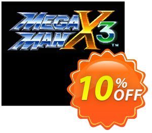 Mega Man X3 3DS - Game Code (ENG) 프로모션 코드 Mega Man X3 3DS - Game Code (ENG) Deal 프로모션: Mega Man X3 3DS - Game Code (ENG) Exclusive Easter Sale offer for iVoicesoft
