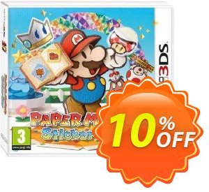 Paper Mario Sticker Star 3DS - Game Code Coupon discount Paper Mario Sticker Star 3DS - Game Code Deal. Promotion: Paper Mario Sticker Star 3DS - Game Code Exclusive Easter Sale offer for iVoicesoft