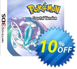 Pokémon Crystal Version 3DS Coupon, discount Pokémon Crystal Version 3DS Deal. Promotion: Pokémon Crystal Version 3DS Exclusive Easter Sale offer for iVoicesoft
