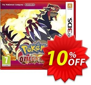 Pokémon Omega Ruby 3DS - Game Code Coupon, discount Pokémon Omega Ruby 3DS - Game Code Deal. Promotion: Pokémon Omega Ruby 3DS - Game Code Exclusive Easter Sale offer for iVoicesoft