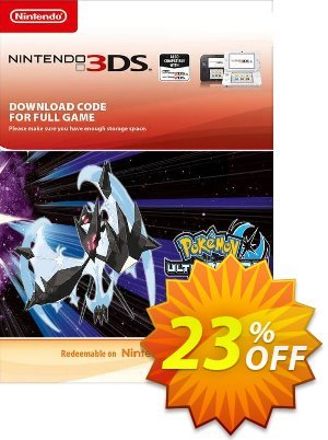Pokemon Ultra Moon 3DS discount coupon Pokemon Ultra Moon 3DS Deal - Pokemon Ultra Moon 3DS Exclusive Easter Sale offer for iVoicesoft