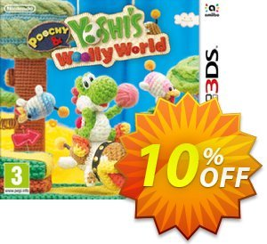 Poochy and Yoshi´s Woolly World 3DS - Game Code Coupon, discount Poochy and Yoshi´s Woolly World 3DS - Game Code Deal. Promotion: Poochy and Yoshi´s Woolly World 3DS - Game Code Exclusive Easter Sale offer for iVoicesoft
