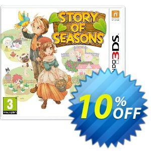 Story of Seasons 3DS - Game Code discount coupon Story of Seasons 3DS - Game Code Deal - Story of Seasons 3DS - Game Code Exclusive Easter Sale offer for iVoicesoft