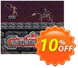 Super Castlevania IV 4 3DS - Game Code (ENG) 프로모션 코드 Super Castlevania IV 4 3DS - Game Code (ENG) Deal 프로모션: Super Castlevania IV 4 3DS - Game Code (ENG) Exclusive Easter Sale offer for iVoicesoft
