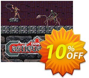 Super Castlevania IV 4 3DS - Game Code (ENG) Coupon discount Super Castlevania IV 4 3DS - Game Code (ENG) Deal. Promotion: Super Castlevania IV 4 3DS - Game Code (ENG) Exclusive Easter Sale offer for iVoicesoft