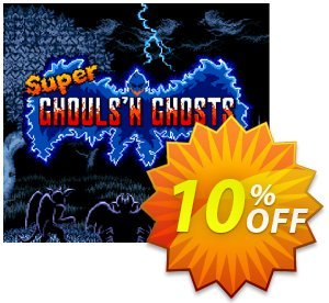 Super Ghouls´n Ghost 3DS - Game Code (ENG) discount coupon Super Ghouls´n Ghost 3DS - Game Code (ENG) Deal - Super Ghouls´n Ghost 3DS - Game Code (ENG) Exclusive Easter Sale offer for iVoicesoft