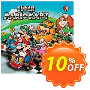 Super Mario Kart 3DS - Game Code (ENG) discount coupon Super Mario Kart 3DS - Game Code (ENG) Deal - Super Mario Kart 3DS - Game Code (ENG) Exclusive Easter Sale offer for iVoicesoft