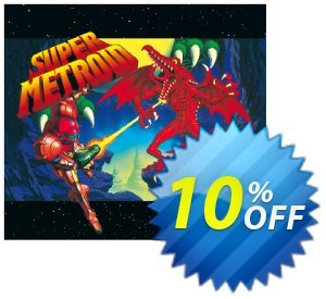 Super Metroid 3DS - Game Code (ENG) discount coupon Super Metroid 3DS - Game Code (ENG) Deal - Super Metroid 3DS - Game Code (ENG) Exclusive Easter Sale offer for iVoicesoft