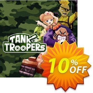 Tank Troopers 3DS - Game Code discount coupon Tank Troopers 3DS - Game Code Deal - Tank Troopers 3DS - Game Code Exclusive Easter Sale offer for iVoicesoft