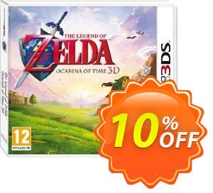 The Legend of Zelda: Ocarina of Time 3D 3DS - Game Code 프로모션 코드 The Legend of Zelda: Ocarina of Time 3D 3DS - Game Code Deal 프로모션: The Legend of Zelda: Ocarina of Time 3D 3DS - Game Code Exclusive Easter Sale offer for iVoicesoft