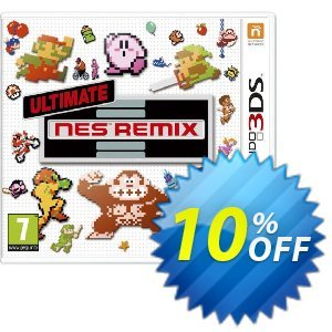Ultimate NES Remix 3DS - Game Code discount coupon Ultimate NES Remix 3DS - Game Code Deal - Ultimate NES Remix 3DS - Game Code Exclusive Easter Sale offer for iVoicesoft