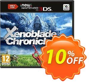 Xenoblade Chronicles New 3DS XL Only discount coupon Xenoblade Chronicles New 3DS XL Only Deal - Xenoblade Chronicles New 3DS XL Only Exclusive Easter Sale offer for iVoicesoft
