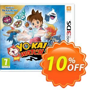 Yo-Kai Watch 3DS - Game Code Coupon discount Yo-Kai Watch 3DS - Game Code Deal. Promotion: Yo-Kai Watch 3DS - Game Code Exclusive Easter Sale offer for iVoicesoft