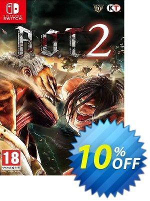 A.O.T. 2 Final Battle Switch Coupon, discount A.O.T. 2 Final Battle Switch Deal. Promotion: A.O.T. 2 Final Battle Switch Exclusive Easter Sale offer for iVoicesoft