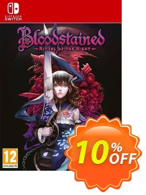 Bloodstained: Ritual of the Night Switch (EU) discount coupon Bloodstained: Ritual of the Night Switch (EU) Deal - Bloodstained: Ritual of the Night Switch (EU) Exclusive Easter Sale offer for iVoicesoft