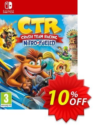 Crash Team Racing - Nitro Fueled Switch (EU) 프로모션 코드 Crash Team Racing - Nitro Fueled Switch (EU) Deal 프로모션: Crash Team Racing - Nitro Fueled Switch (EU) Exclusive Easter Sale offer for iVoicesoft