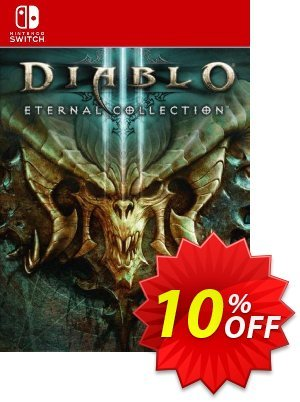 Diablo III 3 Eternal Collection Switch (EU) Coupon discount Diablo III 3 Eternal Collection Switch (EU) Deal. Promotion: Diablo III 3 Eternal Collection Switch (EU) Exclusive Easter Sale offer for iVoicesoft