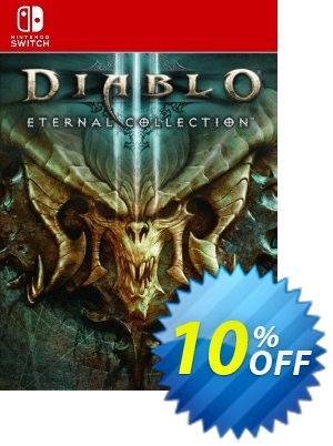 Diablo III 3 Eternal Collection Switch (EU) discount coupon Diablo III 3 Eternal Collection Switch (EU) Deal - Diablo III 3 Eternal Collection Switch (EU) Exclusive Easter Sale offer for iVoicesoft