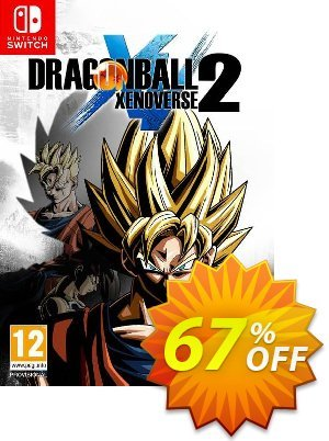 Dragon Ball Xenoverse 2 Switch (EU) discount coupon Dragon Ball Xenoverse 2 Switch (EU) Deal - Dragon Ball Xenoverse 2 Switch (EU) Exclusive Easter Sale offer for iVoicesoft