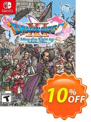 DRAGON QUEST XI 11 S Echoes of an Elusive Age – Definitive Edition Switch (EU) discount coupon DRAGON QUEST XI 11 S Echoes of an Elusive Age – Definitive Edition Switch (EU) Deal - DRAGON QUEST XI 11 S Echoes of an Elusive Age – Definitive Edition Switch (EU) Exclusive Easter Sale offer for iVoicesoft