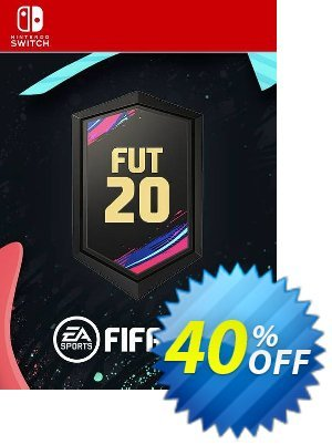 FIFA 20 - Gold Pack DLC Switch (EU) discount coupon FIFA 20 - Gold Pack DLC Switch (EU) Deal - FIFA 20 - Gold Pack DLC Switch (EU) Exclusive Easter Sale offer for iVoicesoft
