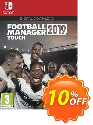Football Manager Touch 2019 Switch (EU) discount coupon Football Manager Touch 2019 Switch (EU) Deal - Football Manager Touch 2019 Switch (EU) Exclusive Easter Sale offer for iVoicesoft