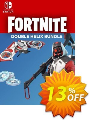 Fortnite Double Helix Bundle Switch (EU)割引コード・Fortnite Double Helix Bundle Switch (EU) Deal キャンペーン:Fortnite Double Helix Bundle Switch (EU) Exclusive Easter Sale offer for iVoicesoft