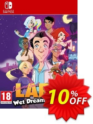 Leisure Suit Larry - Wet Dreams Don't Dry Switch (EU) discount coupon Leisure Suit Larry - Wet Dreams Don't Dry Switch (EU) Deal - Leisure Suit Larry - Wet Dreams Don't Dry Switch (EU) Exclusive Easter Sale offer for iVoicesoft