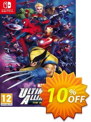 Marvel Ultimate Alliance 3: The Black Order Switch discount coupon Marvel Ultimate Alliance 3: The Black Order Switch Deal - Marvel Ultimate Alliance 3: The Black Order Switch Exclusive Easter Sale offer for iVoicesoft