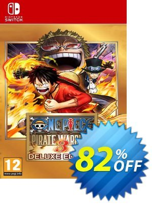 One Piece Pirate Warriors 3 - Deluxe Edition Switch (EU) 프로모션 코드 One Piece Pirate Warriors 3 - Deluxe Edition Switch (EU) Deal 프로모션: One Piece Pirate Warriors 3 - Deluxe Edition Switch (EU) Exclusive Easter Sale offer for iVoicesoft