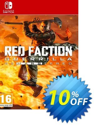 Red Faction Guerrilla Re-Mars-Tered Switch Coupon discount Red Faction Guerrilla Re-Mars-Tered Switch Deal. Promotion: Red Faction Guerrilla Re-Mars-Tered Switch Exclusive Easter Sale offer for iVoicesoft