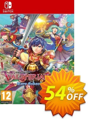 Valthirian Arc: Hero School Story Switch (EU) discount coupon Valthirian Arc: Hero School Story Switch (EU) Deal - Valthirian Arc: Hero School Story Switch (EU) Exclusive Easter Sale offer for iVoicesoft