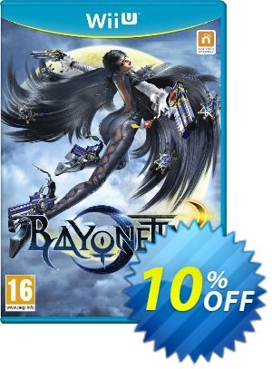 Bayonetta 2 Nintendo Wii U - Game Code discount coupon Bayonetta 2 Nintendo Wii U - Game Code Deal - Bayonetta 2 Nintendo Wii U - Game Code Exclusive Easter Sale offer for iVoicesoft