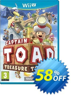 Captain Toad: Treasure Tracker Nintendo Wii U - Game Code 프로모션 코드 Captain Toad: Treasure Tracker Nintendo Wii U - Game Code Deal 프로모션: Captain Toad: Treasure Tracker Nintendo Wii U - Game Code Exclusive Easter Sale offer for iVoicesoft