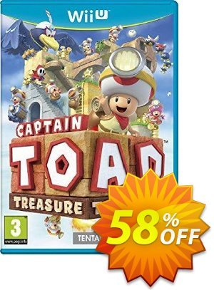 Captain Toad: Treasure Tracker Nintendo Wii U - Game Code discount coupon Captain Toad: Treasure Tracker Nintendo Wii U - Game Code Deal - Captain Toad: Treasure Tracker Nintendo Wii U - Game Code Exclusive Easter Sale offer for iVoicesoft
