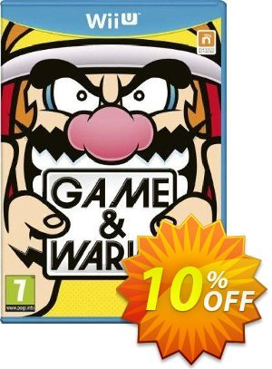 Game and Wario Nintendo Wii U - Game Code discount coupon Game and Wario Nintendo Wii U - Game Code Deal - Game and Wario Nintendo Wii U - Game Code Exclusive Easter Sale offer for iVoicesoft