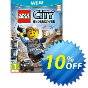 Lego City Undercover Wii U - Game Code 프로모션 코드 Lego City Undercover Wii U - Game Code Deal 프로모션: Lego City Undercover Wii U - Game Code Exclusive Easter Sale offer for iVoicesoft