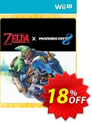 Mario Kart 8 DLC Pack 1: The Legend of Zelda x Mario Kart 8 discount coupon Mario Kart 8 DLC Pack 1: The Legend of Zelda x Mario Kart 8 Deal - Mario Kart 8 DLC Pack 1: The Legend of Zelda x Mario Kart 8 Exclusive Easter Sale offer for iVoicesoft