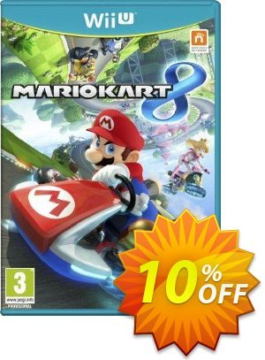 Mario Kart 8 Nintendo Wii U - Game Code 프로모션 코드 Mario Kart 8 Nintendo Wii U - Game Code Deal 프로모션: Mario Kart 8 Nintendo Wii U - Game Code Exclusive Easter Sale offer for iVoicesoft