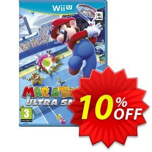 Mario Tennis Ultra Smash Wii U - Game Code discount coupon Mario Tennis Ultra Smash Wii U - Game Code Deal - Mario Tennis Ultra Smash Wii U - Game Code Exclusive Easter Sale offer for iVoicesoft