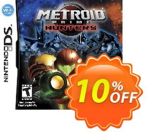 Metroid Prime Hunters Wii U - Game Code 優惠券,折扣碼 Metroid Prime Hunters Wii U - Game Code Deal,促銷代碼: Metroid Prime Hunters Wii U - Game Code Exclusive Easter Sale offer for iVoicesoft