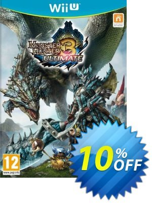 Monster Hunter 3 Ultimate Nintendo Wii U - Game Code discount coupon Monster Hunter 3 Ultimate Nintendo Wii U - Game Code Deal - Monster Hunter 3 Ultimate Nintendo Wii U - Game Code Exclusive Easter Sale offer for iVoicesoft
