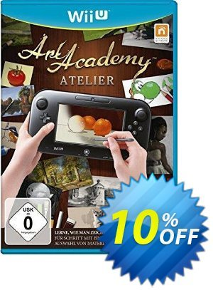 Art Academy Atelier Wii U - Game Code discount coupon Art Academy Atelier Wii U - Game Code Deal - Art Academy Atelier Wii U - Game Code Exclusive Easter Sale offer for iVoicesoft